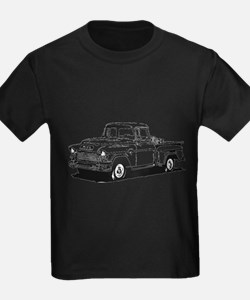 Old GMC pick up T