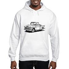 Old GMC pick up Hoodie