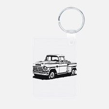 Old GMC pick up Keychains