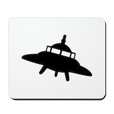 Ufo Mousepad