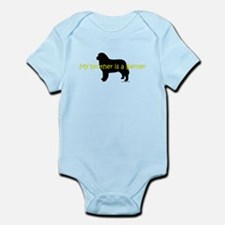 My Brother is a Berner Infant Bodysuit