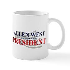 Cute West president 2012 Mug