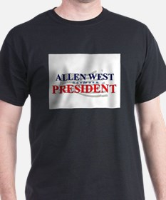 Unique Allen west T-Shirt