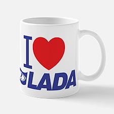 Cute Lada niva Mug