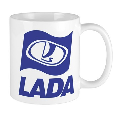 Lada Logo Mug