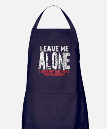 Alone Apron (dark)