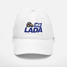 Lada Logo with Cool Niva Baseball Baseball Cap