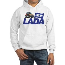 Lada Logo with Cool Niva Hoodie
