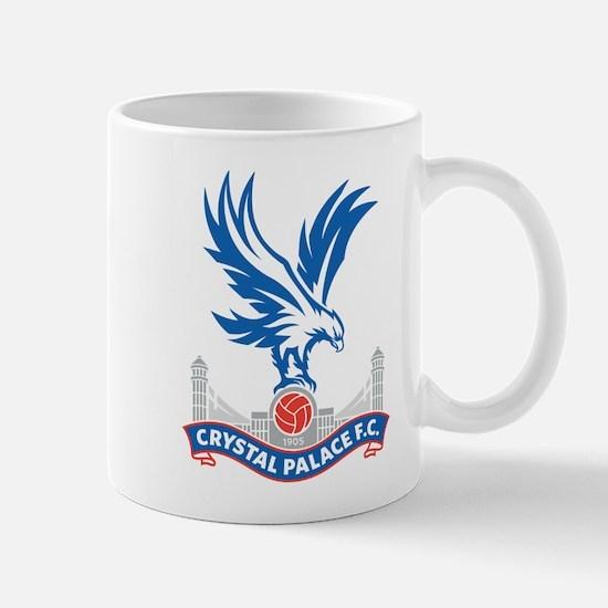 Crystal Palace FC Eagle Red Whit Mug
