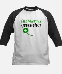 Kiss Me! I'm a Geocacher Tee