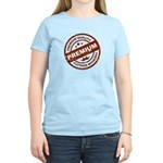 Premium Quality Stamp Women's Light T-Shirt