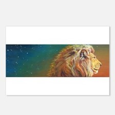 Quiet Lion Postcards (Package of 8)