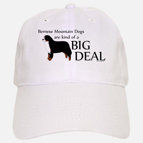 Big Deal - Berners Baseball Baseball Cap