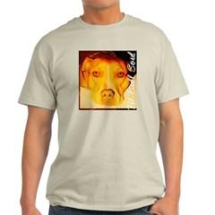 Pit Bull Soul Pt.2 Ash Grey T-Shirt