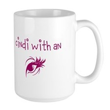 Cindi With An Eye Mug