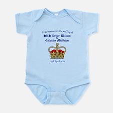 Royal Wedding Infant Bodysuit