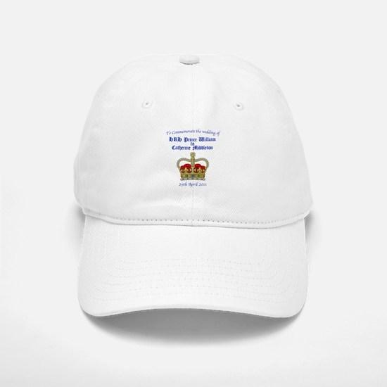 Royal Wedding Baseball Baseball Cap