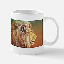 Quiet Lion Small Small Mug