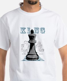 Black King Chess Mate Shirt