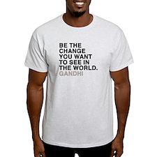 gandhi quotes T-Shirt
