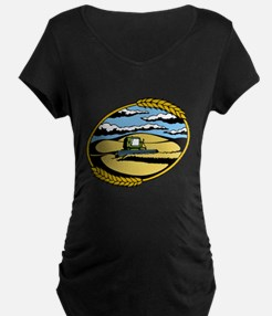 Farmer Maternity T-Shirt