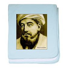 Maimonides baby blanket