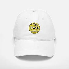 TWA 1920s Logo Baseball Baseball Cap