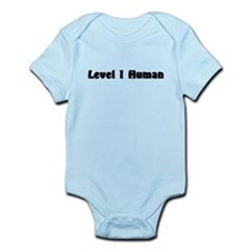 Level 1 Human Onesie