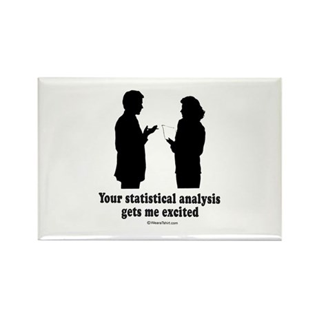 Your statistical analysis gets me excited - Rectan