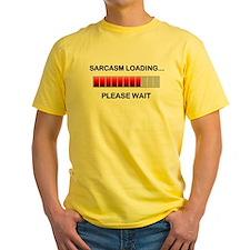Sarcasm Loading T