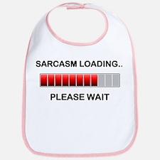 Sarcasm Loading Bib