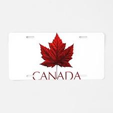 Canada Souvenir Aluminum License Plate