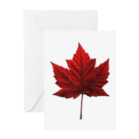 Canada Souvenir Greeting Card