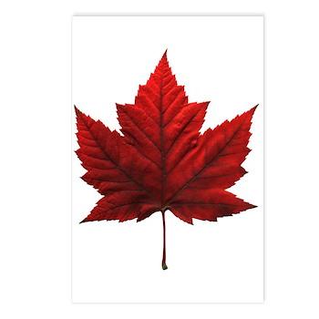 Canada Souvenir Postcards (Package of 8)