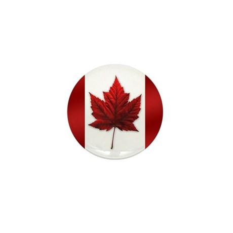 Canada Souvenir Mini Button