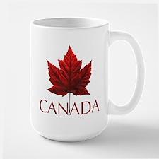 Canada Souvenir Ceramic Mugs
