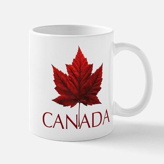 Canada Souvenir Small Mugs