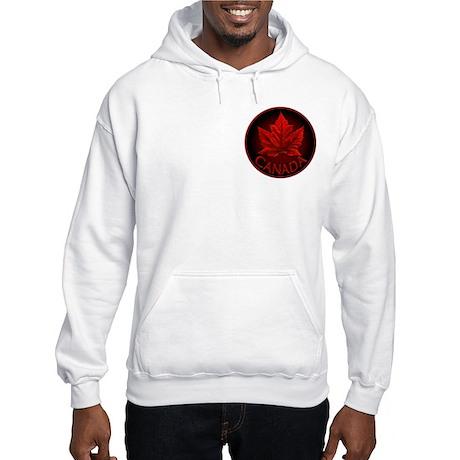 Canada Souvenir Hooded Sweatshirt Canada Hoodies