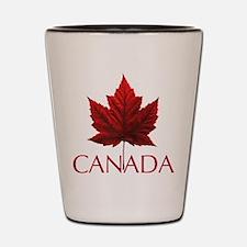 Canada Souvenir Shot Glass