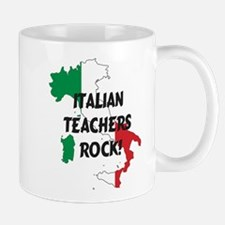 ital teachersx-Italy_looking_like_the_flag_ Mugs