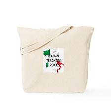 Cute Italian Tote Bag