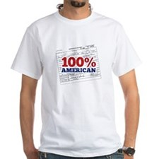 Obama is 100% American Shirt