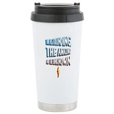 Astounding, Amazing and Unkno Travel Mug