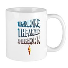Astounding, Amazing and Unkno Mug