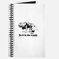 Do it in the woods - Journal