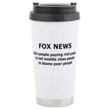 FOX NEWS...Rich people paying rich people... Ceram