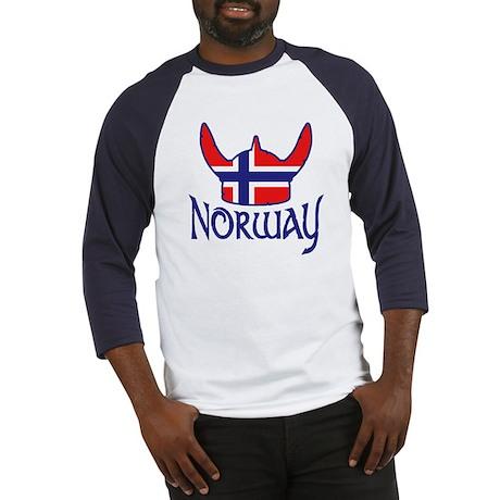 Norway Baseball Jersey