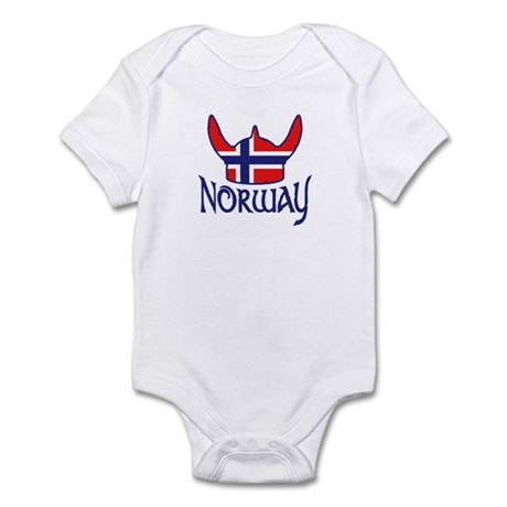 Norway Infant Bodysuit