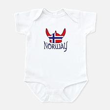 Norway Infant Bodysuit