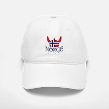 Norge Baseball Baseball Cap